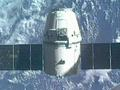News video: Raw Video: SpaceX Dragon Leaves Space Station
